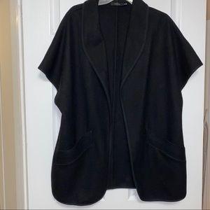 Aritzia Talula Wool Blend Oversized Vest XS